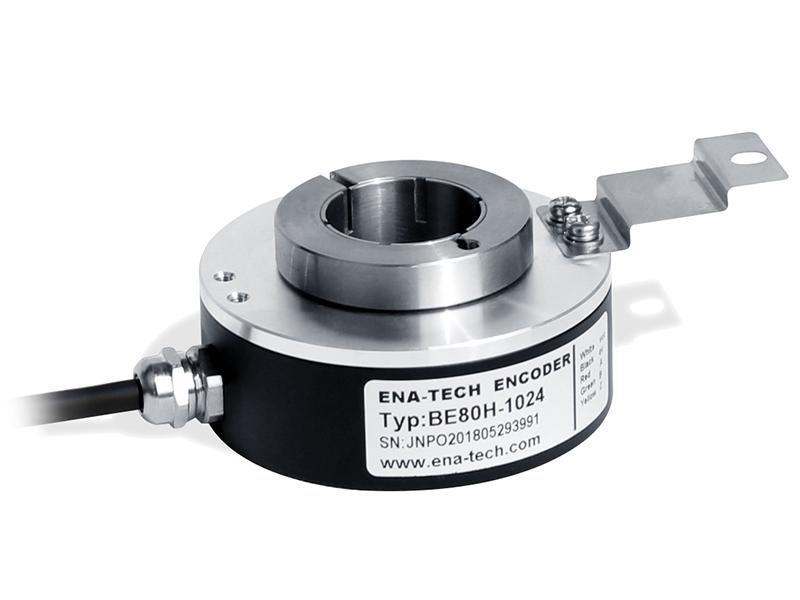 BE80H-1024 大孔增量型编码器